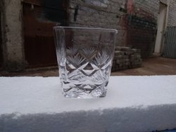 Square Crystal Glass