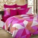Jindal Cotton Designer Bed Sheet, Size: Standard