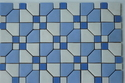 Glazed Mosaic Tiles