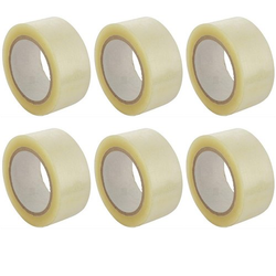 Sterling Single Sided Cello Packaging Tapes