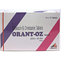 Orant Oz Tablets