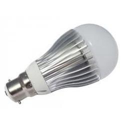 Cool Daylight Round Indoor LED Light Bulb