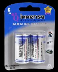Immense LR14 C Alkaline Battery