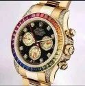 Rolex Daytona Rainbow Aaa Copy With All Working Dile