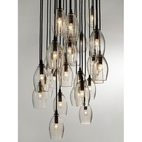 Hanging contemporary chandelier at rs 1500 piece hanging jhumar hanging contemporary chandelier aloadofball Images