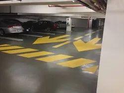 Epoxy Coating/ Flooring Service