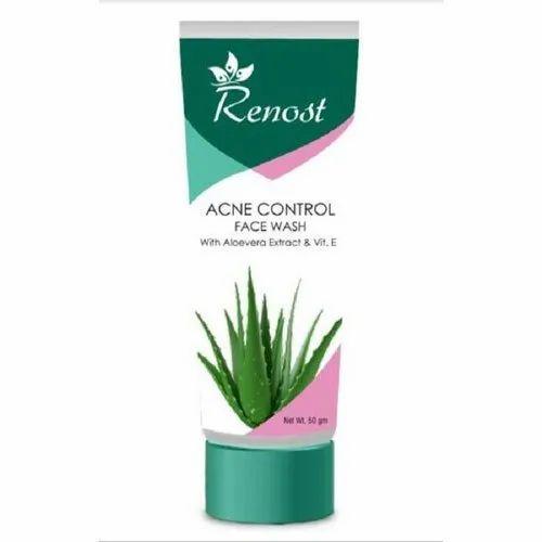Aloevera Acne Control Facewash