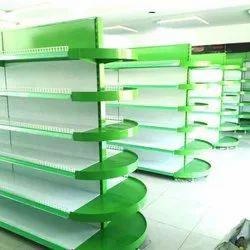 Super Market Storage Shelves