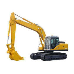 Rock Breaker Machine Hire Services - Hydraulic Rock Breaker