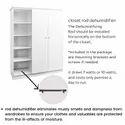 Origin's Closet Dehumdifier OR12 12inches