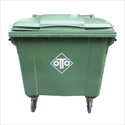 Four Wheeled Waste Container