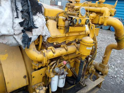 Used Marine Engines