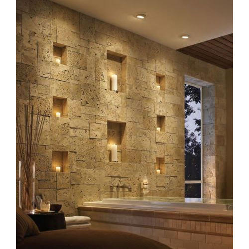 Stone Wall Cladding, Thickness: 20-25mm, Rs 56 /square feet ...