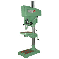 Geared Pillar Drill Machine