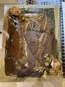 Dark Brown Rectangle Wedding Trousseau Packing
