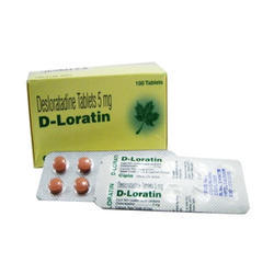 D Loratin Tablet