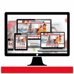 Variable Micro Website Designing Services, Provided