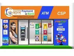 Bharat Payment Bank CSP, in Pan India, Banking