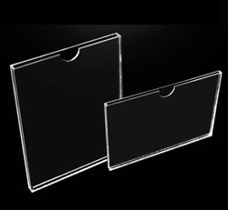 Acrylic Paper Holder Wall Mounted