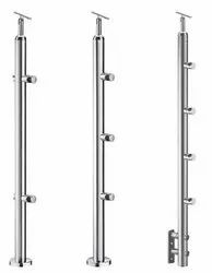 Plain Stainless Steel Baluster