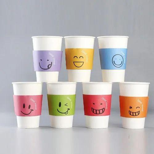 Printed Coffee Paper Cup