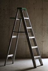 Aluminium Cement Truck Ladder