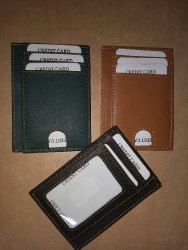 DD RFID Protected Card Case