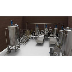 Hung Curd Processing Plant