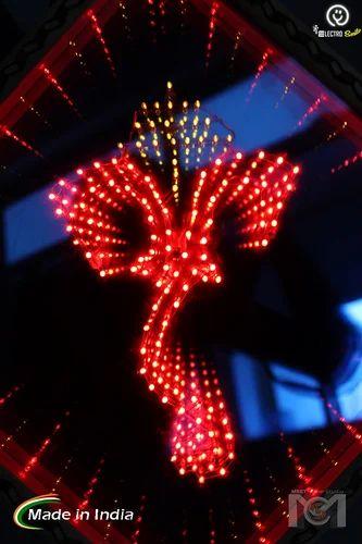 Colored Led Lights >> Ganesha Double Color Led Lights Big 14