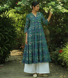 519834e2d31aa9 Mantra - Manufacturer of Long Kurtis & Anarkali from Ernakulam