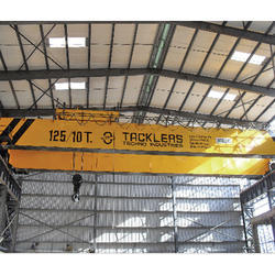 TACKLERS Yellow EOT Cranes