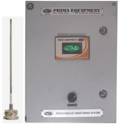 Continuous Pm Dust Emission Monitoring System Cems