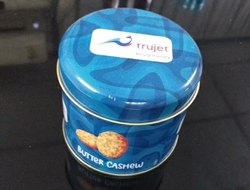 Butter Cashew Tin Box