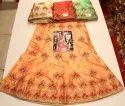 Shubh Mangal Silk Lahenga
