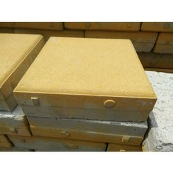 Yellow Clay Paver Block