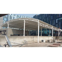 Roof Tensile Shed