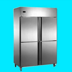 4 Door Vertical Deep Freezer