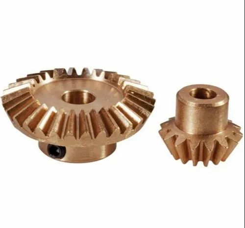 Mini Custom Made Metal Steel Brass Gears for Instruments