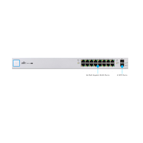 Unifi Switch Poe 24 250w