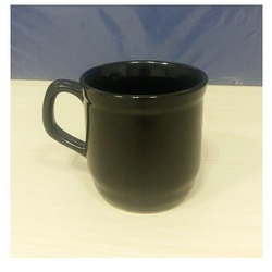 Ceramic Black Glaze Cup