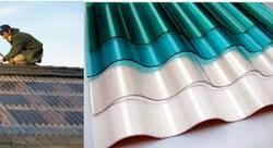 Polycarbonate Roofing Sheet Cement Nali