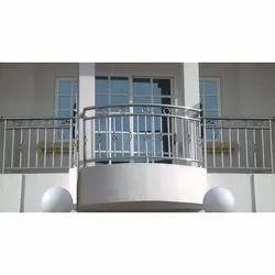 Balcony Decorative Stainless Steel Railing