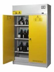 Solvent Storage Cabinet
