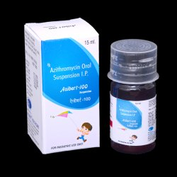 Azithromycin 100mg/5ml Suspension