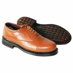 Mens PVC Sole Shoes