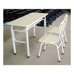 Student Chair with Table