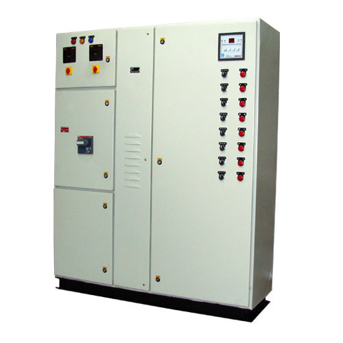 RS Engineering Fire Fighting Control Panel