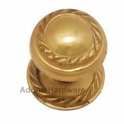 Buz Brass Cabinet Knob