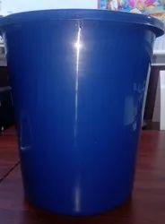 Plastic 10 Ltr Dustbin without Lid