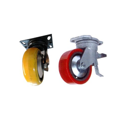 Pronier PU Trolley Wheel